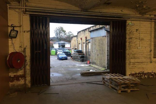 Unit 2A Roller Doors