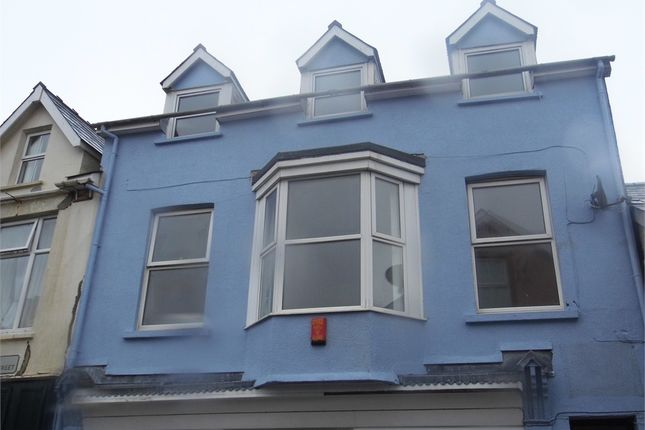 Thumbnail Flat to rent in 66 West Street, Fishguard, Pembrokeshire