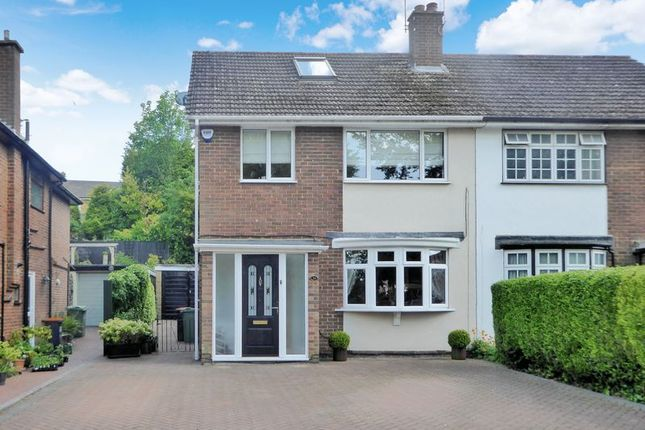Thumbnail Semi-detached house for sale in Hillyfields, Dunstable