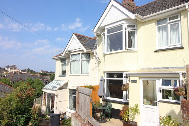 Thumbnail Link-detached house for sale in Stansfeld Avenue, Paignton