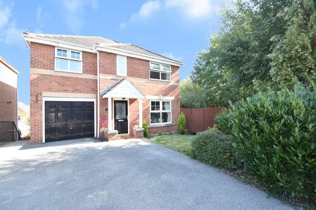 4 bed detached house for sale in Leebrook Drive, Owlthorpe, Sheffield S20