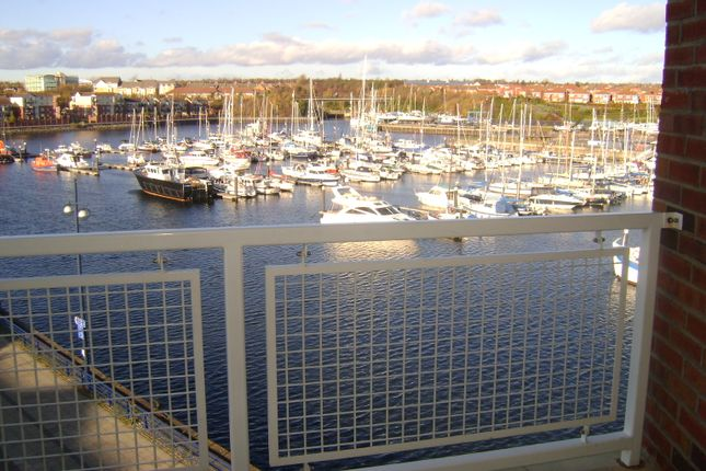Thumbnail Flat to rent in Commissioners Wharf, North Shields