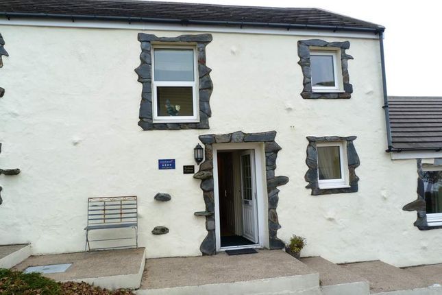 Thumbnail Town house to rent in Fuchsia Cottage, Ballaragh Road, Laxey