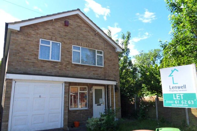 Thumbnail Property to rent in Newbury Close, Luton