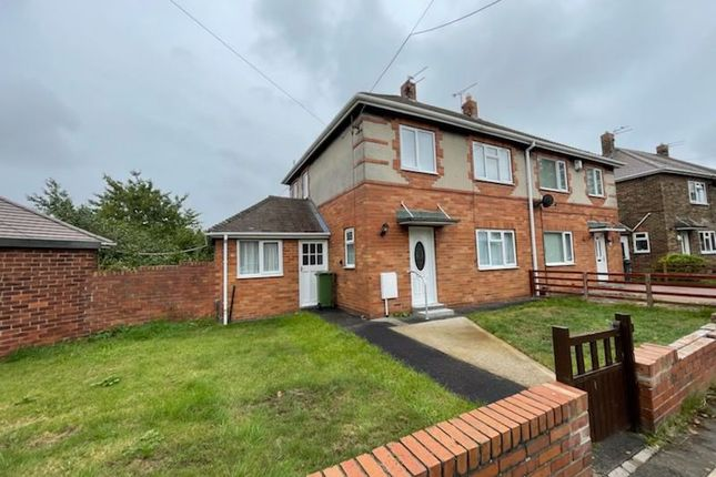 3 bed semi-detached house to rent in Park Avenue, Bedlington NE22