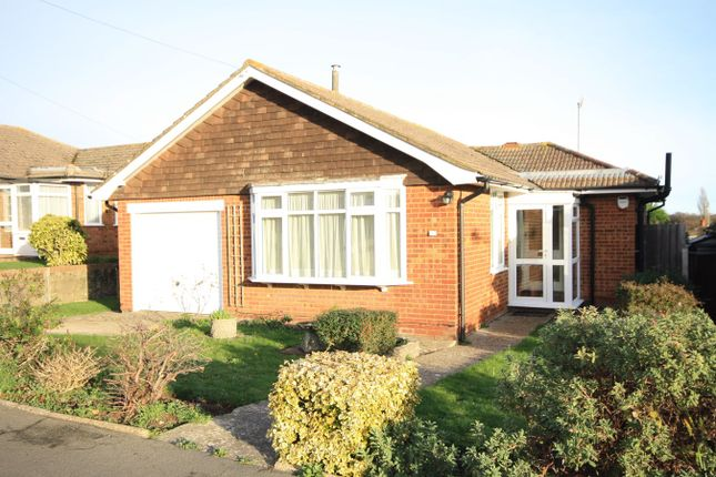 Thumbnail Detached bungalow for sale in Millham Close, Bexhill-On-Sea