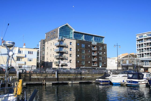 Thumbnail Property to rent in Century Quay, 130 - 132 Vauxhall Street, Plymouth