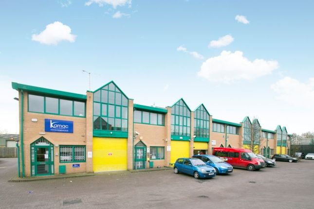 Thumbnail Light industrial to let in Brickfields Industrial Park, Kiln Lane, Bracknell