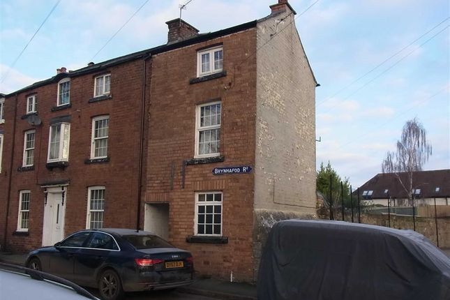 Thumbnail Terraced house to rent in 1, Brynhafod Road, Oswestry, Shropshire