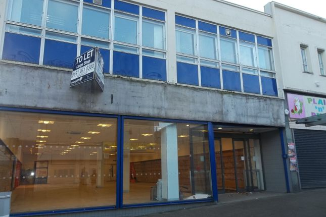Thumbnail Retail premises to let in Jackson Street, Gateshead