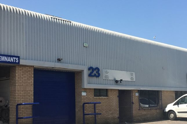 Thumbnail Industrial to let in Unit 23 Court Road Industrial Estate, Llantarnam, Cwmbran