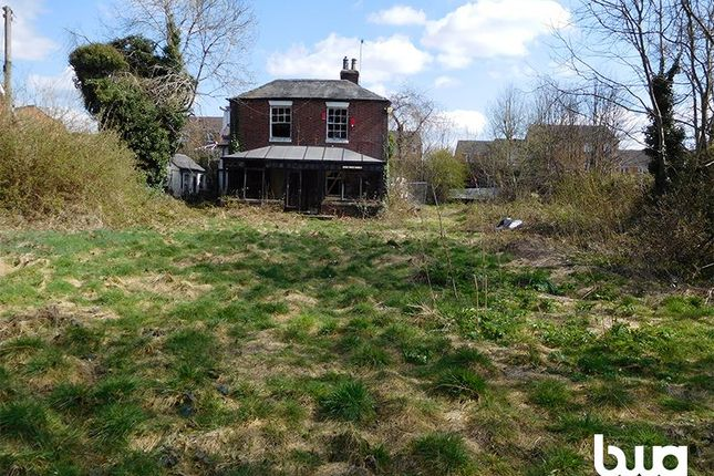 Thumbnail Land for sale in Ford Green House, Ford Green Road, Stoke-On-Trent