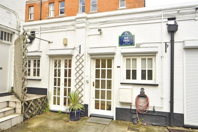 Thumbnail Property for sale in Castellain Road, Maida Vale, London