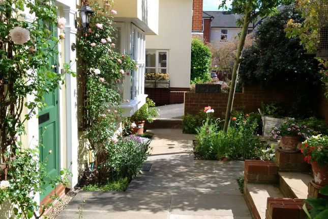 Thumbnail Terraced house for sale in St. Augustine Mews, Colchester