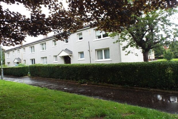 Thumbnail Flat to rent in Dee Street, Riddrie