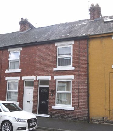 Thumbnail Terraced house to rent in South Beech Avenue, Harrogate