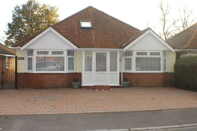 Thumbnail Bungalow for sale in Temple Road, Southampton