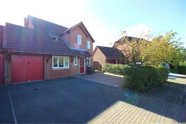 Thumbnail Detached house for sale in 141 Lynmouth Crescent, Furzton, Milton Keynes, Buckinghamshire