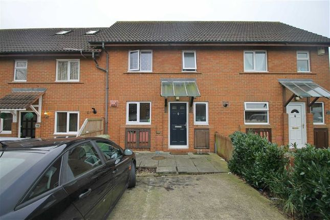2 bed terraced house for sale in Khasiaberry, Walnut Tree, Milton Keynes
