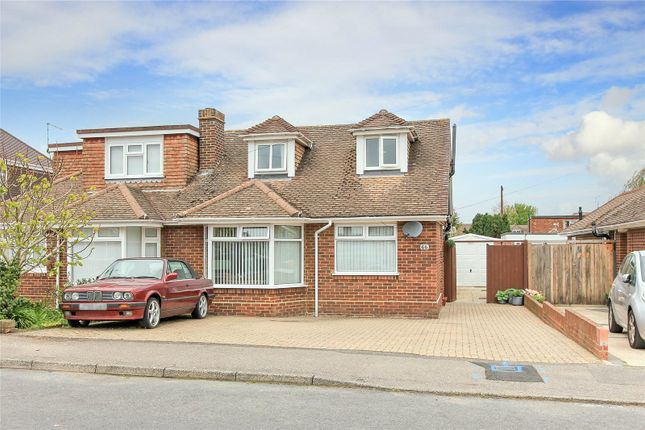 Thumbnail Semi-detached house for sale in Roseleigh Road, Sittingbourne