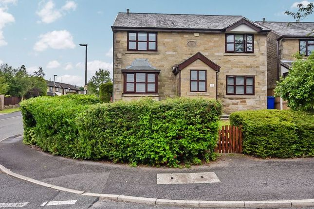 Thumbnail Detached house for sale in High Street, Belmont, Bolton