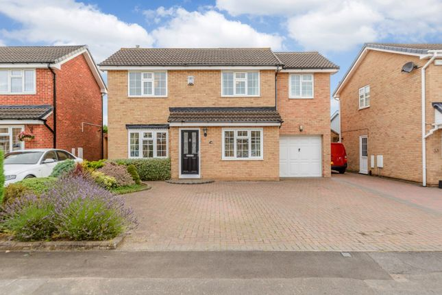 Thumbnail Detached house for sale in Wardell Close, Yarm, County Durham
