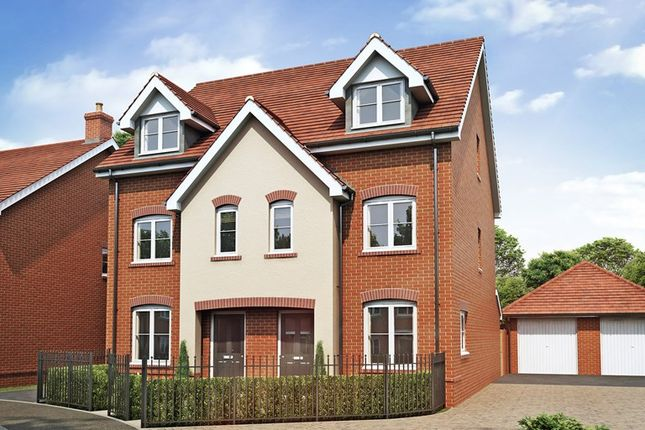 Thumbnail Semi-detached house for sale in The Sterling, Corunna, Inkerman Lane, Aldershot, Hampshire