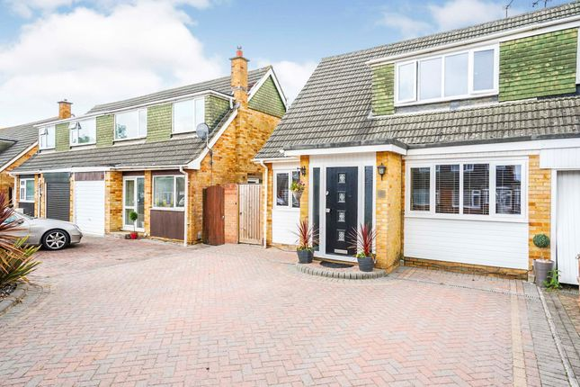 Thumbnail Semi-detached house for sale in Nythe Road, Swindon