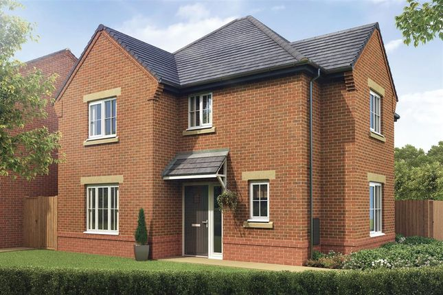 """Thumbnail Detached house for sale in """"The Teasdale - Plot 425"""" at Broad Street, Crewe"""
