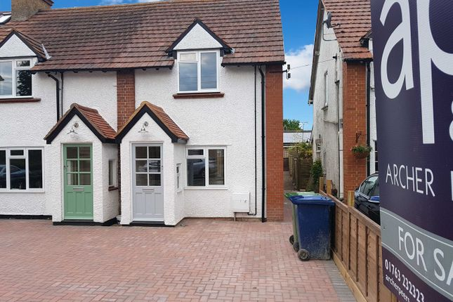 Thumbnail End terrace house for sale in New Road, Melbourn, Royston