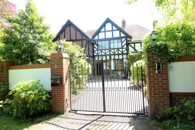 Thumbnail Detached house for sale in Laburnum Avenue, Lytham St. Annes