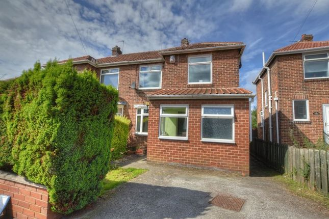 Thumbnail Semi-detached house for sale in The Forum, Denton Burn, Newcastle Upon Tyne