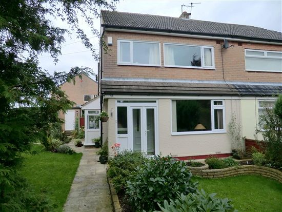 Thumbnail Property to rent in Ludlow Drive, Ormskirk