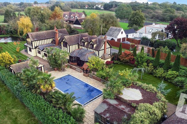 Thumbnail Detached house for sale in Maldon Road, Bradwell-On-Sea, Southminster, Essex
