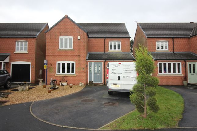 Thumbnail Detached house to rent in Rugby Close, Orrell, Wigan