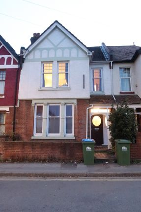 Thumbnail Terraced house to rent in Westridge Road, Southampton