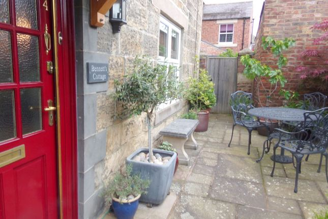 Thumbnail Terraced house to rent in Bennetts Walk, Morpeth