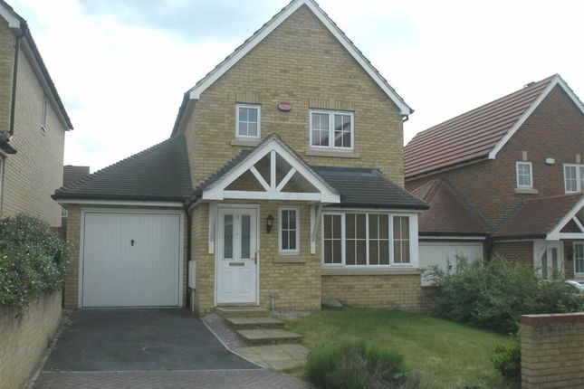 Thumbnail Detached house to rent in Vancouver Close, Farnborough, Orpington