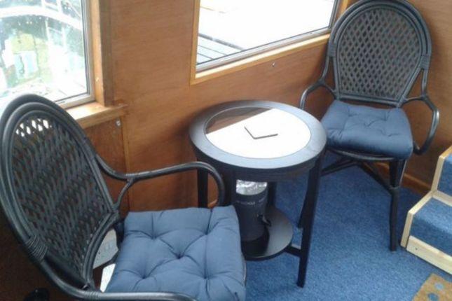 Thumbnail Houseboat to rent in Enterprise, Rope Street, London