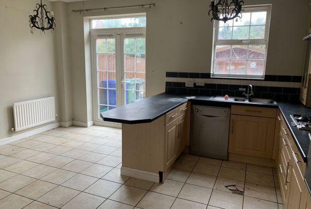 Kitchen of The Ridings, Grange Park, Northampton NN4