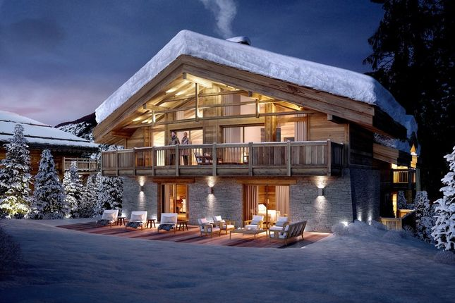 Chalet for sale in Courchevel Le Praz, French Alps, France