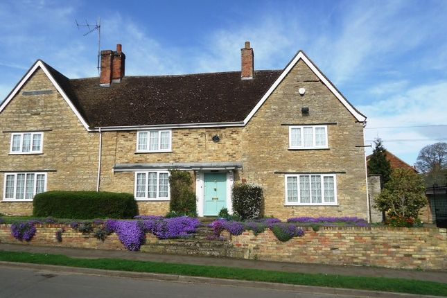 Thumbnail Detached house for sale in The Manor House, Home Close, Sharnbrook, Bedfordshire