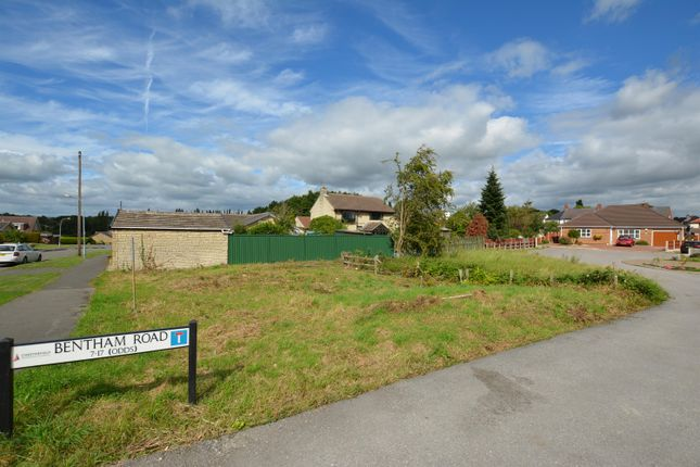 Thumbnail Land for sale in Bentham Road, Newbold, Chesterfield