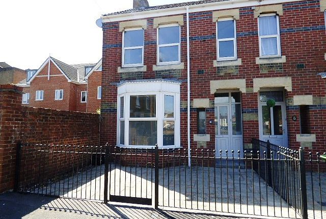 Thumbnail End terrace house to rent in George Street, Eastleigh