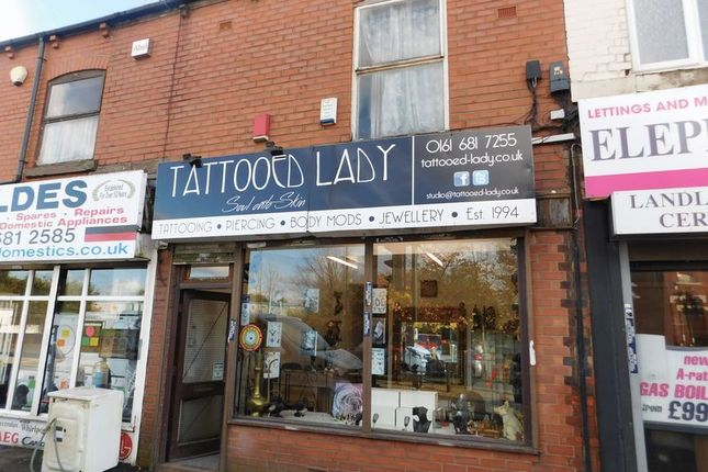 Thumbnail Retail premises for sale in Walton Houses, Grafton Street, Failsworth, Manchester