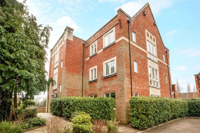 Thumbnail Flat for sale in Abbey Gardens, Upper Woolhampton, Reading, Berkshire