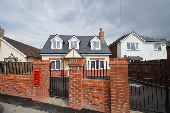 Thumbnail Detached house for sale in Ludlow Grove, Bromborough, Wirral