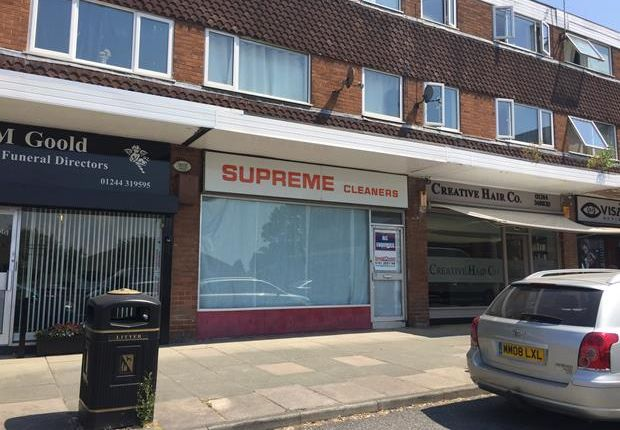 Thumbnail Retail premises to let in 68, Green Lane, Vicars Cross, Chester