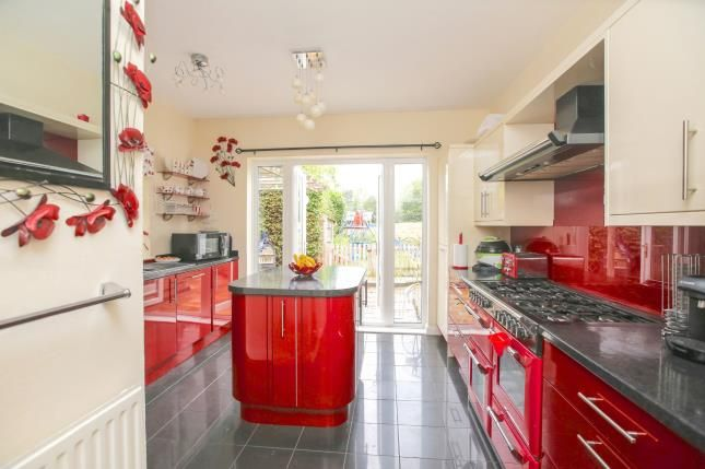 Kitchen Of Compstall Road Romiley Stockport Cheshire SK6
