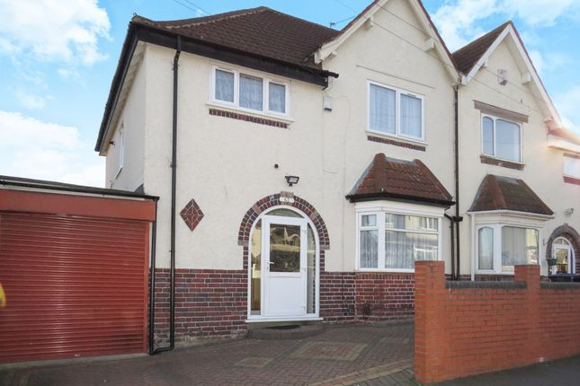 Thumbnail Semi-detached house for sale in Grafton Road, Handsworth, Birmingham
